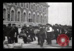 Image of Immigrants arriving at Ellis Island New York City USA, 1906, second 29 stock footage video 65675040611
