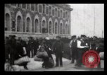 Image of Immigrants arriving at Ellis Island New York City USA, 1906, second 31 stock footage video 65675040611
