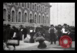 Image of Immigrants arriving at Ellis Island New York City USA, 1906, second 32 stock footage video 65675040611