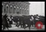 Image of Immigrants arriving at Ellis Island New York City USA, 1906, second 35 stock footage video 65675040611