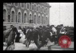 Image of Immigrants arriving at Ellis Island New York City USA, 1906, second 37 stock footage video 65675040611