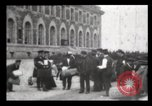 Image of Immigrants arriving at Ellis Island New York City USA, 1906, second 40 stock footage video 65675040611