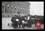 Image of Immigrants arriving at Ellis Island New York City USA, 1906, second 42 stock footage video 65675040611