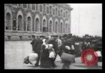 Image of Immigrants arriving at Ellis Island New York City USA, 1906, second 44 stock footage video 65675040611