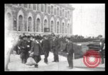 Image of Immigrants arriving at Ellis Island New York City USA, 1906, second 49 stock footage video 65675040611