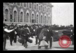 Image of Immigrants arriving at Ellis Island New York City USA, 1906, second 50 stock footage video 65675040611