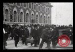 Image of Immigrants arriving at Ellis Island New York City USA, 1906, second 51 stock footage video 65675040611
