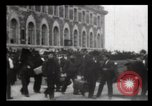 Image of Immigrants arriving at Ellis Island New York City USA, 1906, second 52 stock footage video 65675040611