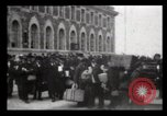 Image of Immigrants arriving at Ellis Island New York City USA, 1906, second 55 stock footage video 65675040611