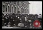 Image of Immigrants arriving at Ellis Island New York City USA, 1906, second 56 stock footage video 65675040611