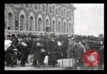 Image of Immigrants arriving at Ellis Island New York City USA, 1906, second 57 stock footage video 65675040611