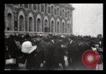 Image of Immigrants arriving at Ellis Island New York City USA, 1906, second 59 stock footage video 65675040611