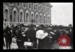 Image of Immigrants arriving at Ellis Island New York City USA, 1906, second 62 stock footage video 65675040611