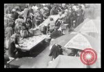 Image of Fulton Fish Market New York City USA, 1903, second 22 stock footage video 65675040617