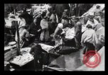 Image of Fulton Fish Market New York City USA, 1903, second 51 stock footage video 65675040617