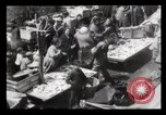 Image of Fulton Fish Market New York City USA, 1903, second 60 stock footage video 65675040617