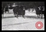 Image of Sleighs New York City USA, 1898, second 9 stock footage video 65675040624