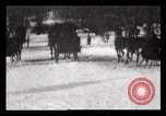 Image of Sleighs New York City USA, 1898, second 10 stock footage video 65675040624