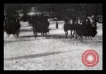 Image of Sleighs New York City USA, 1898, second 11 stock footage video 65675040624