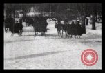 Image of Sleighs New York City USA, 1898, second 12 stock footage video 65675040624