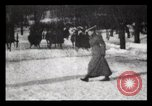 Image of Sleighs New York City USA, 1898, second 15 stock footage video 65675040624