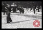 Image of Sleighs New York City USA, 1898, second 17 stock footage video 65675040624