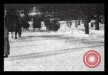 Image of Sleighs New York City USA, 1898, second 18 stock footage video 65675040624