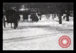 Image of Sleighs New York City USA, 1898, second 19 stock footage video 65675040624