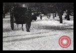 Image of Sleighs New York City USA, 1898, second 21 stock footage video 65675040624