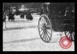Image of Sleighs New York City USA, 1898, second 24 stock footage video 65675040624