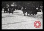 Image of Sleighs New York City USA, 1898, second 28 stock footage video 65675040624