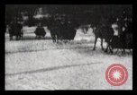Image of Sleighs New York City USA, 1898, second 32 stock footage video 65675040624