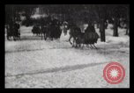 Image of Sleighs New York City USA, 1898, second 34 stock footage video 65675040624