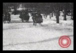 Image of Sleighs New York City USA, 1898, second 36 stock footage video 65675040624