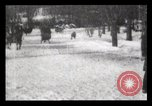 Image of Sleighs New York City USA, 1898, second 42 stock footage video 65675040624