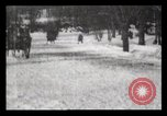 Image of Sleighs New York City USA, 1898, second 46 stock footage video 65675040624