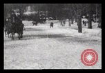 Image of Sleighs New York City USA, 1898, second 50 stock footage video 65675040624
