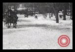 Image of Sleighs New York City USA, 1898, second 51 stock footage video 65675040624