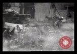 Image of Excavation site New York City USA, 1903, second 7 stock footage video 65675040627