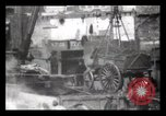 Image of Excavation site New York City USA, 1903, second 20 stock footage video 65675040627