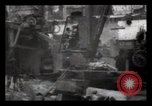 Image of Excavation site New York City USA, 1903, second 24 stock footage video 65675040627