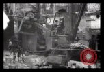 Image of Excavation site New York City USA, 1903, second 25 stock footage video 65675040627