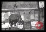 Image of Excavation site New York City USA, 1903, second 35 stock footage video 65675040627