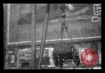 Image of Excavation site New York City USA, 1903, second 52 stock footage video 65675040627