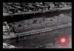 Image of wharf New York City USA, 1903, second 6 stock footage video 65675040628
