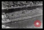 Image of wharf New York City USA, 1903, second 10 stock footage video 65675040628