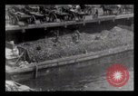 Image of wharf New York City USA, 1903, second 11 stock footage video 65675040628