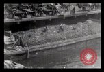 Image of wharf New York City USA, 1903, second 13 stock footage video 65675040628