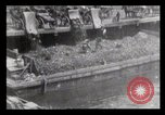 Image of wharf New York City USA, 1903, second 15 stock footage video 65675040628