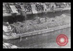 Image of wharf New York City USA, 1903, second 16 stock footage video 65675040628